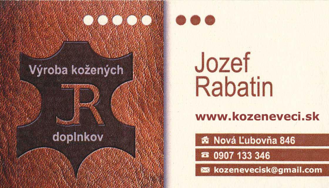 ce103ab6f Výrobky z kože | kozeneveci.sk - Výrobky z kože - kožené výrobky - Rabatin  Jozef